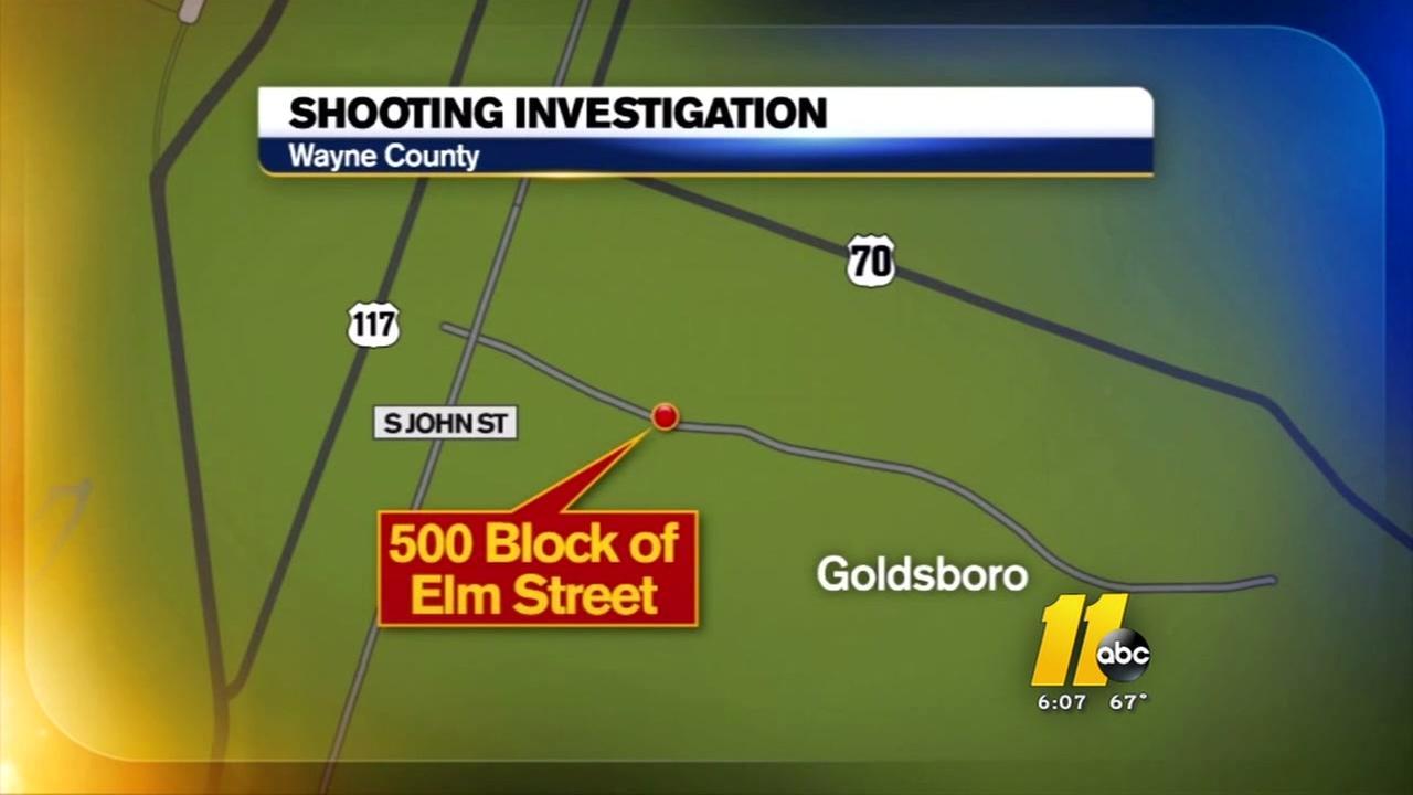 Shooting investigating in Goldsboro