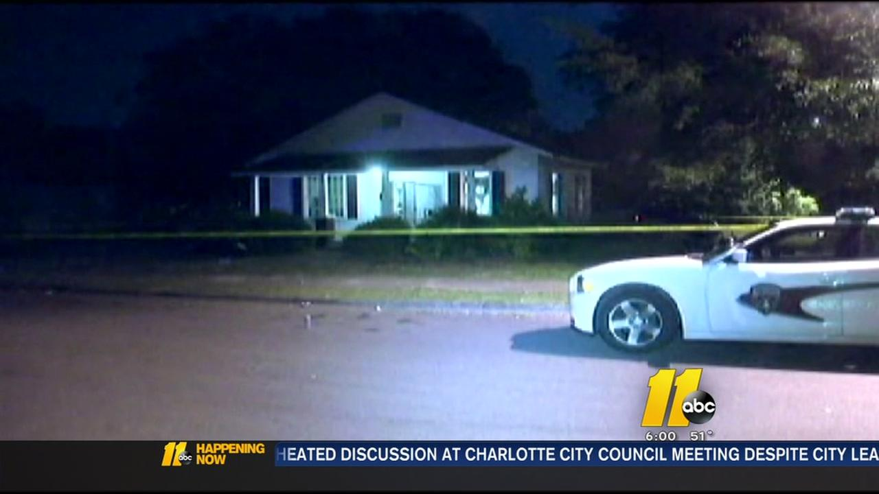Drive-by shooting injures girl