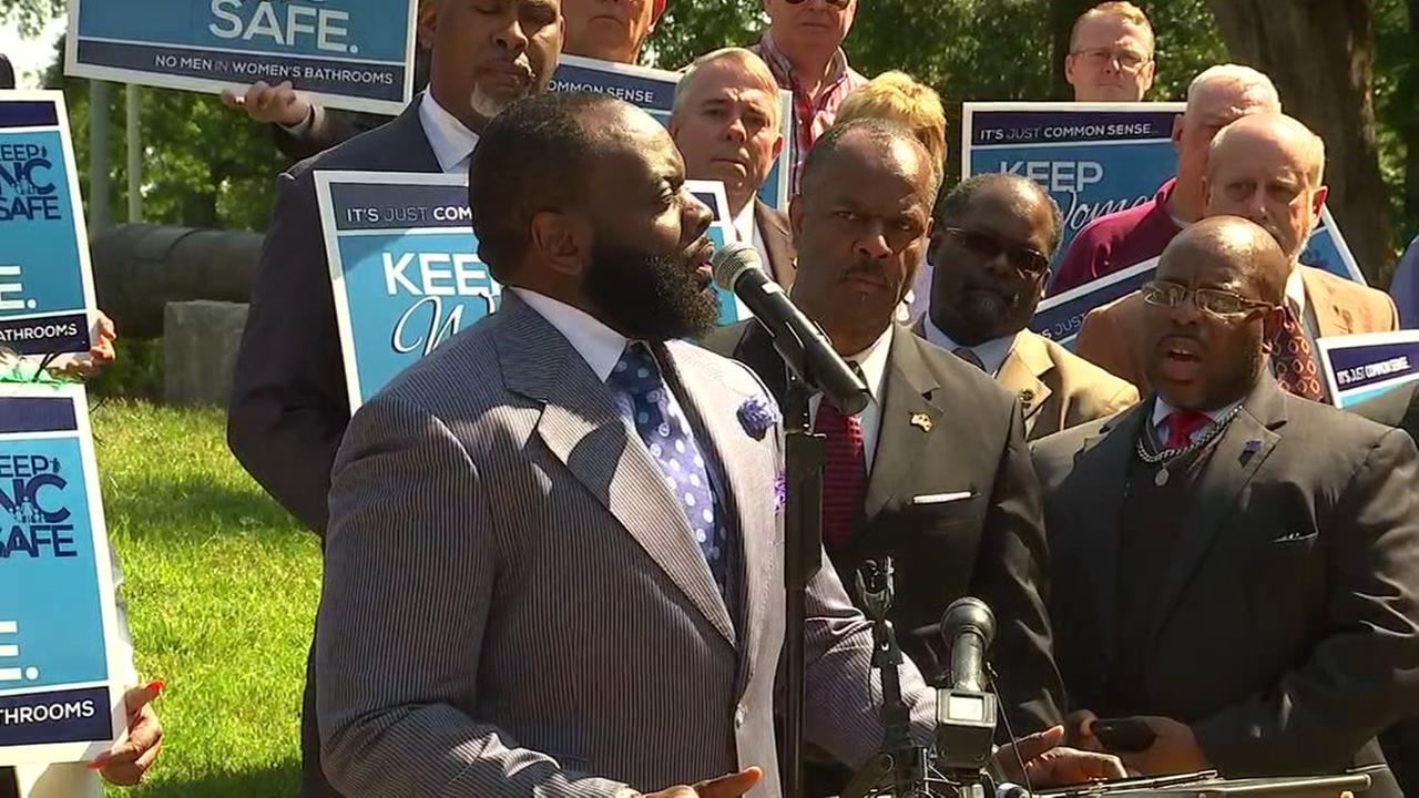 RAW VIDEO: Faith leaders address HB2