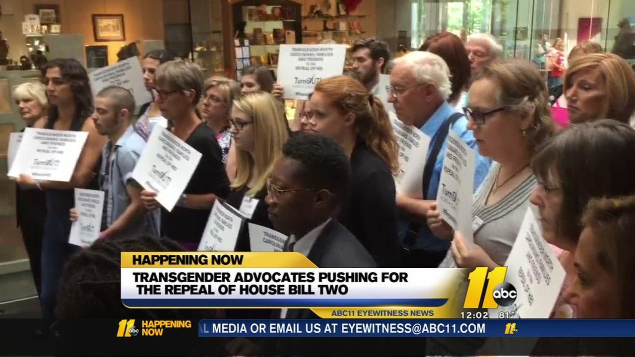 Transgender advocacy day