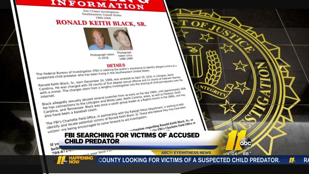 Victim search