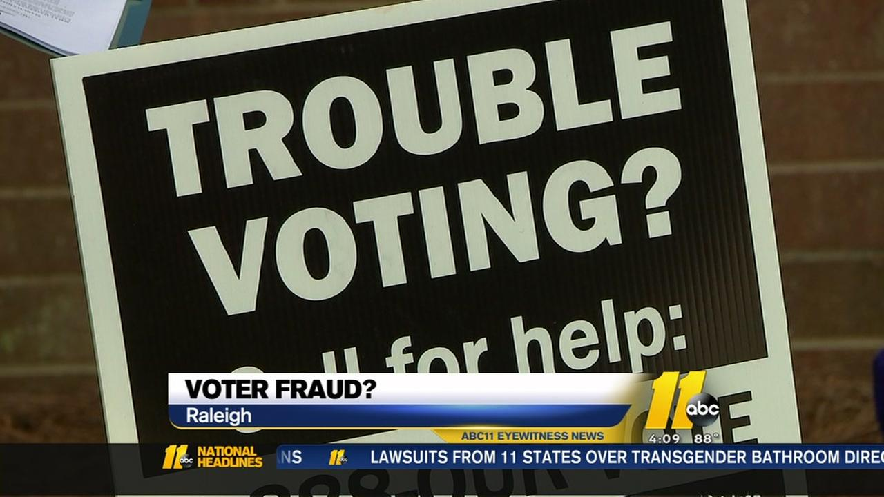 Group investigates voter fraud