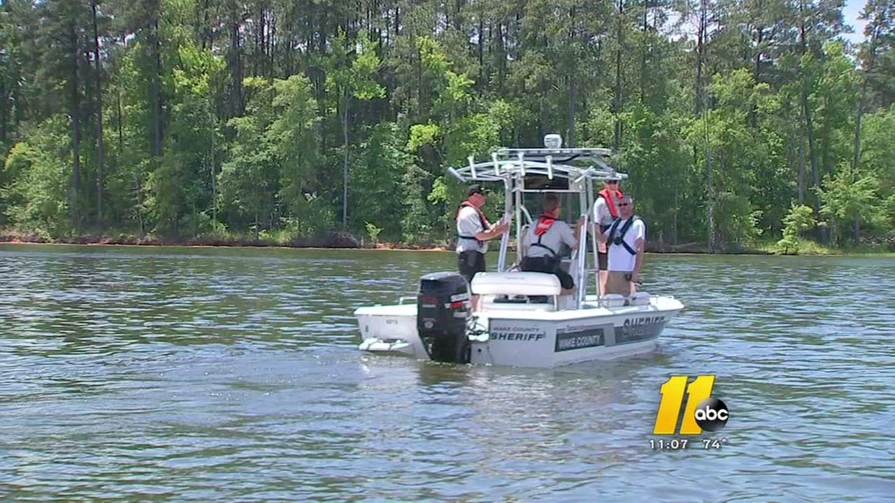 Authorities out on waterways during busy weekend