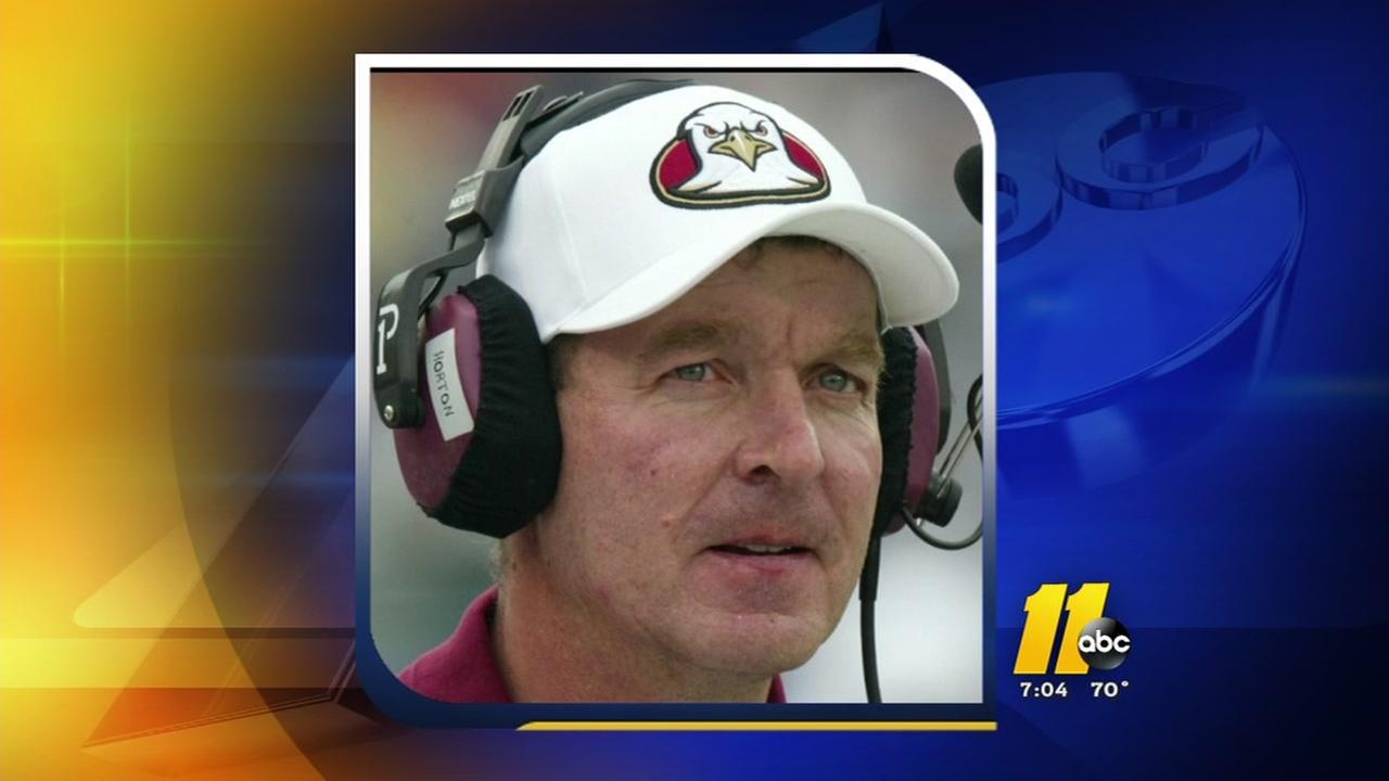 Former NCSU coach dies