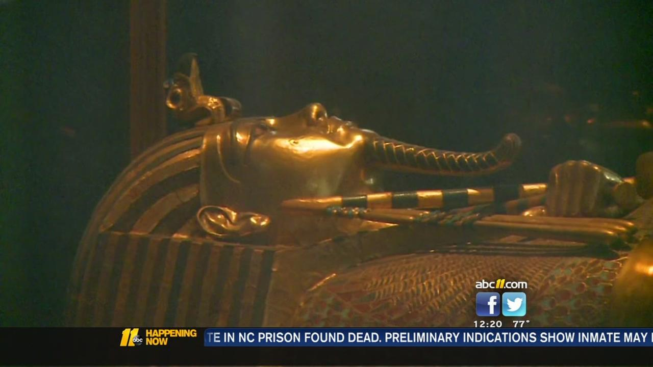 King Tut dagger may be from space