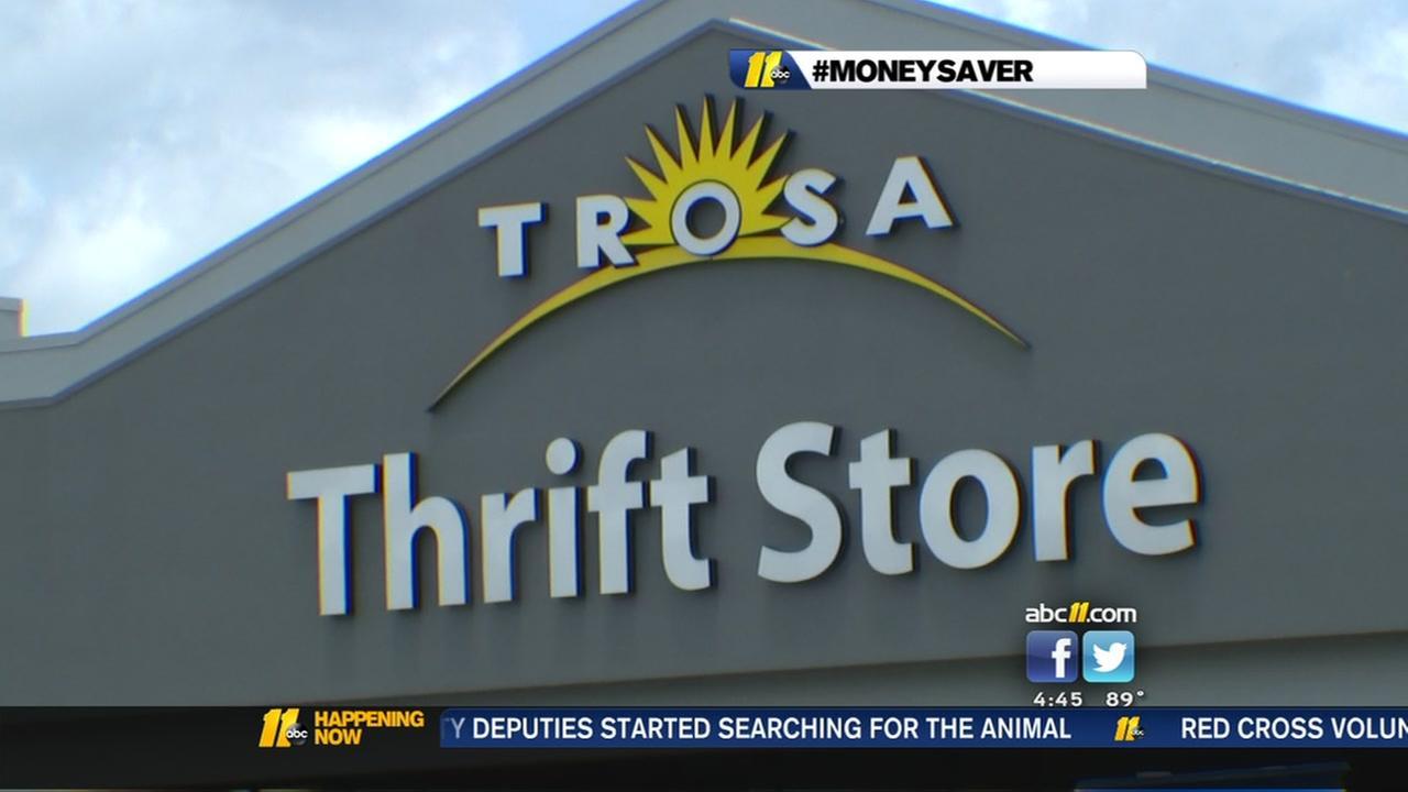 Thousands of deals at Trosa sale