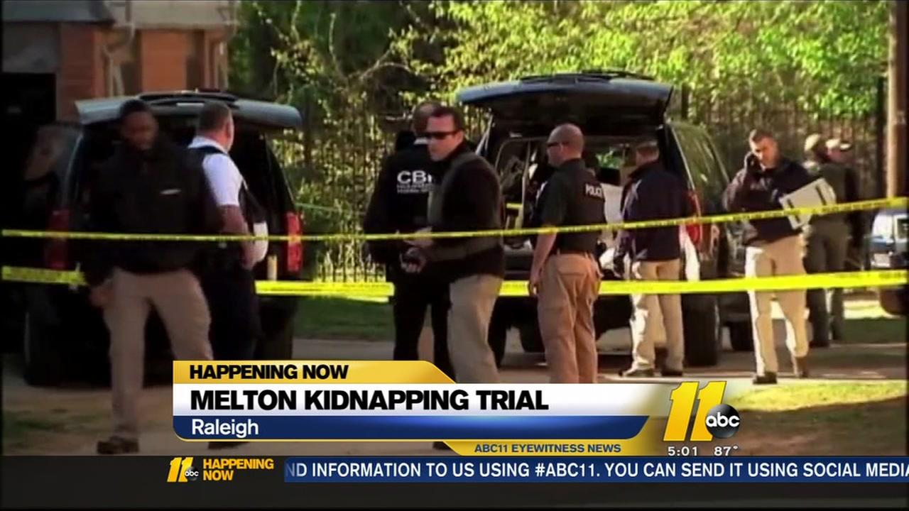 Melton kidnapping trial