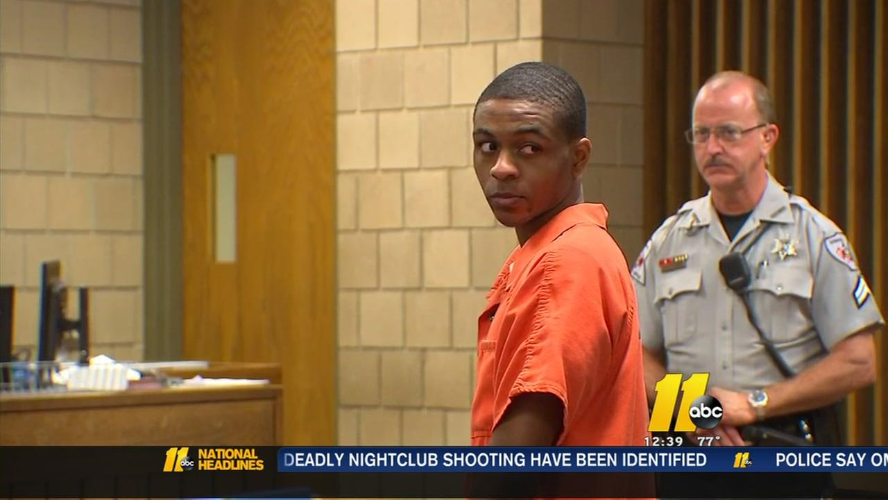 2nd teen sentenced in Locklear murder