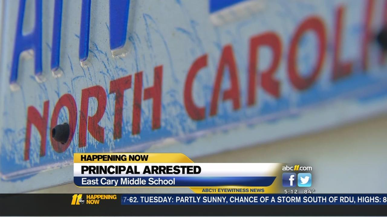 Principal claims mistake led to her arrest