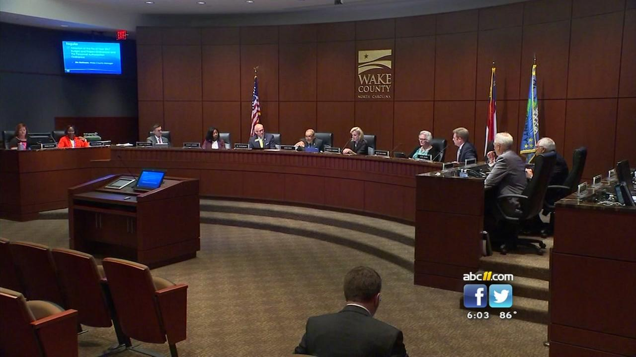 Wake County schools get lower funding than asked