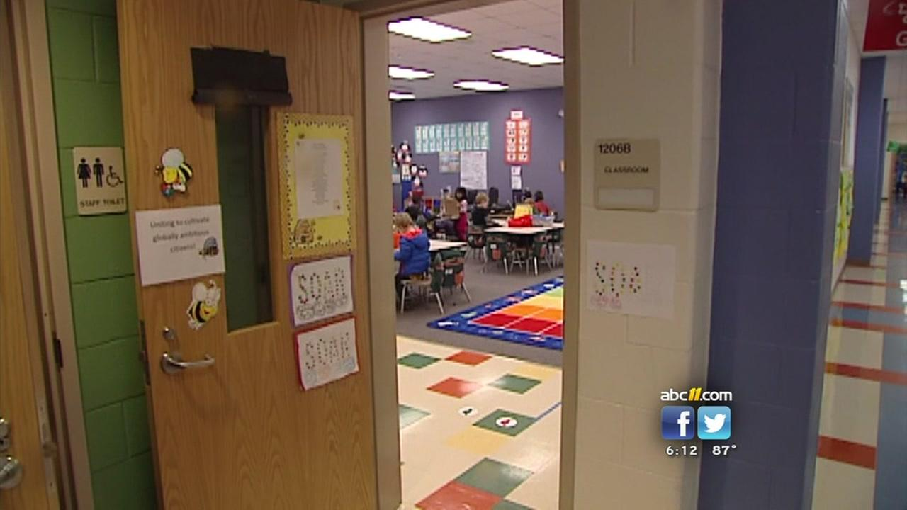 Wake County schools dealing with budget shortfall