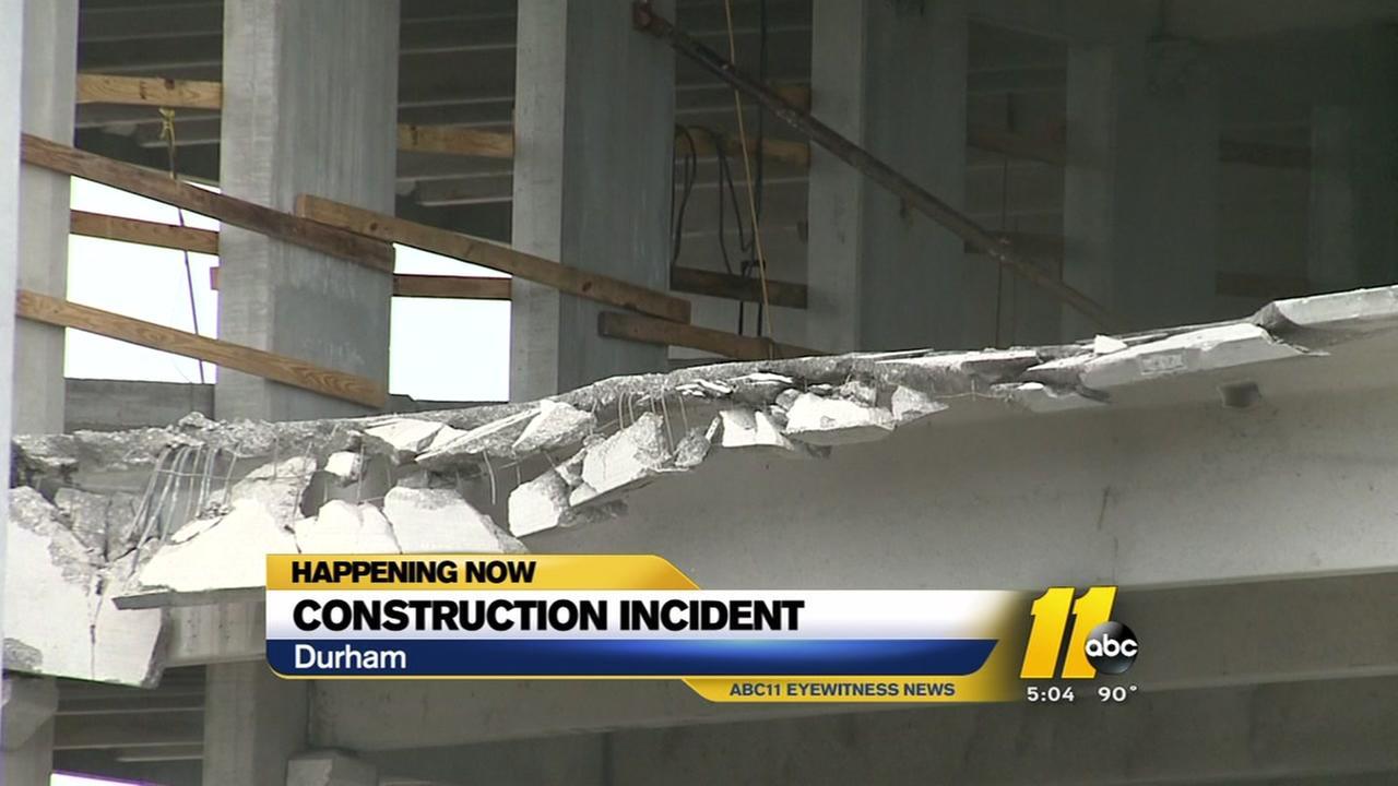 Construction incident