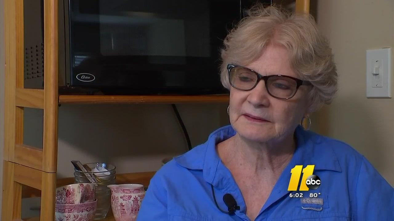 Durham woman moving out after recent string of break-ins