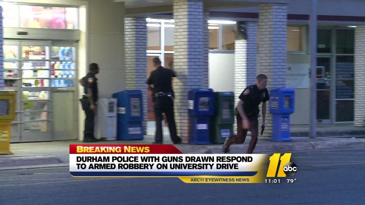Durham robbery