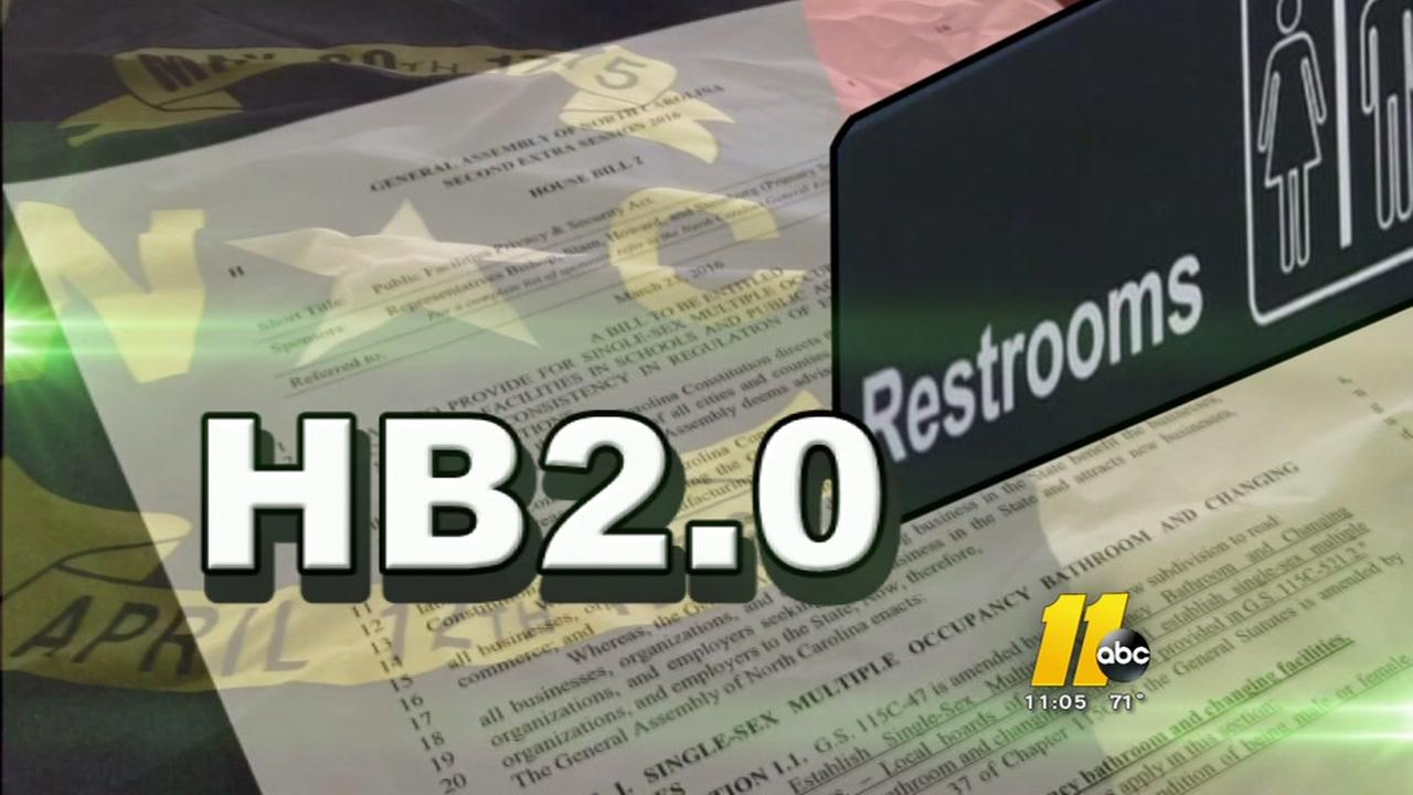 HB2 changes