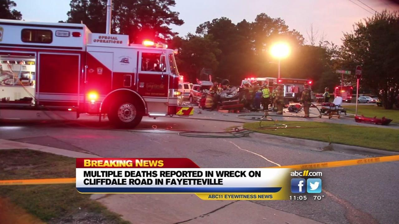 Deadly Fayetteville accident