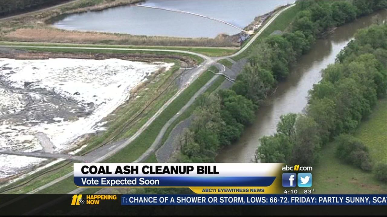 Coal Ash cleanup bill