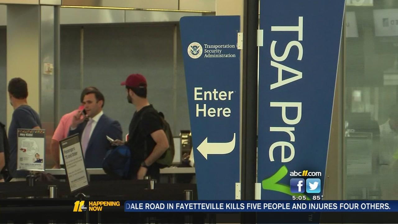 Airport security tightens after attacks