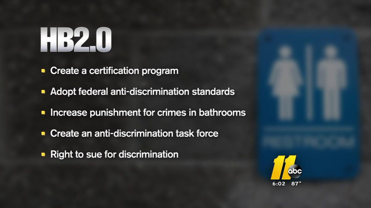 The latest on HB2