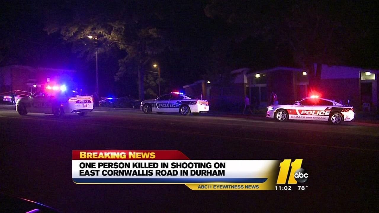Durham shooting
