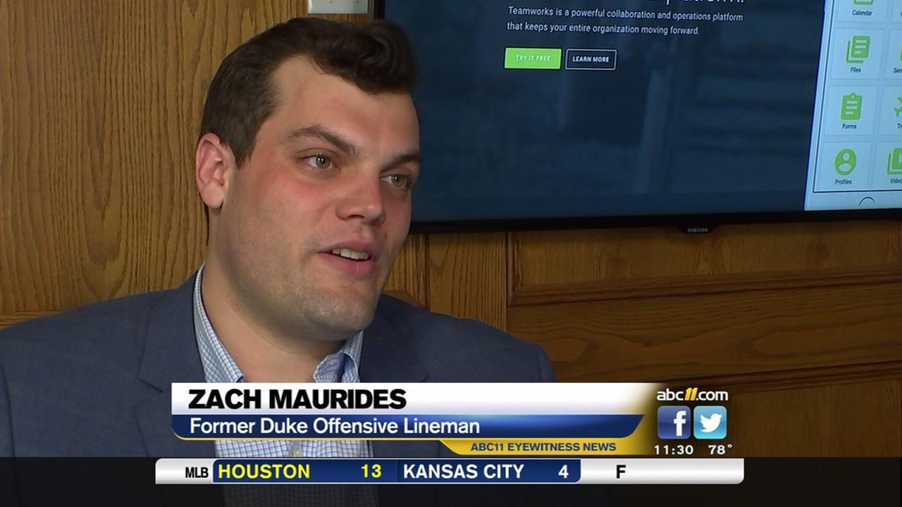 Zach Maurides