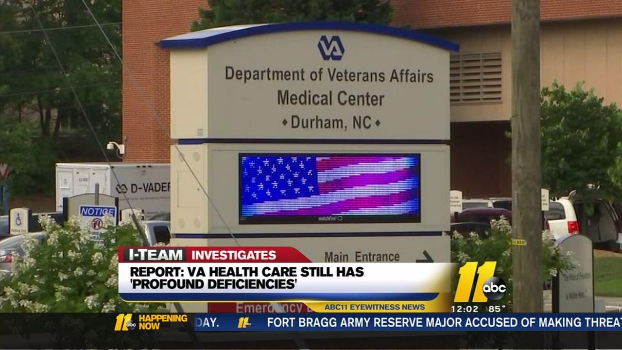 Report: VA health care still has profound deficiencies