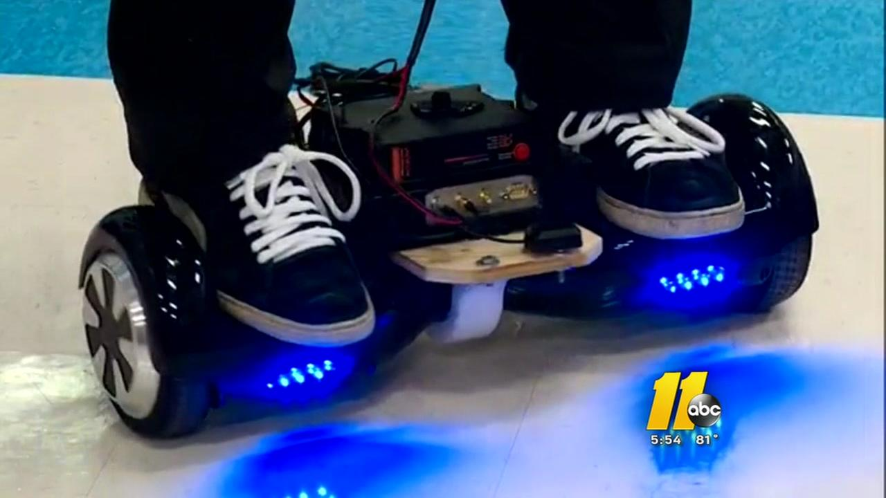 Hoverboards recalled due to hazard