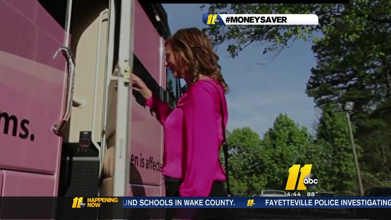 Belk bringing free mammography services to stores
