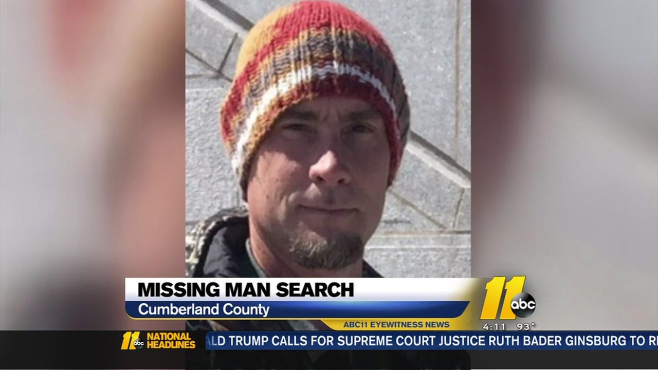 Cumberland County man goes missing