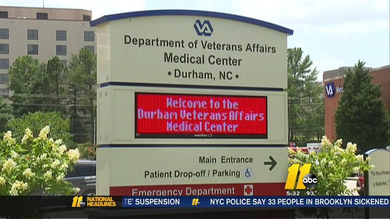 Durham VA holds open house