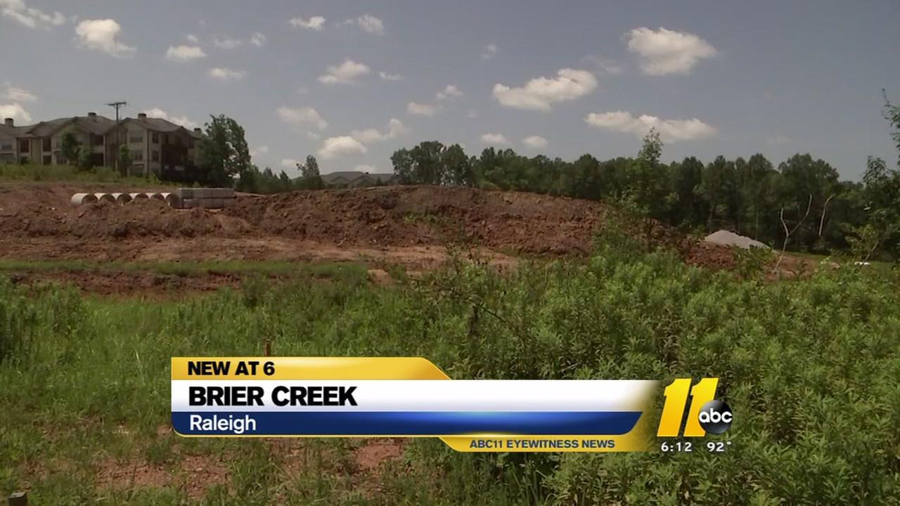 Brier Creek booming
