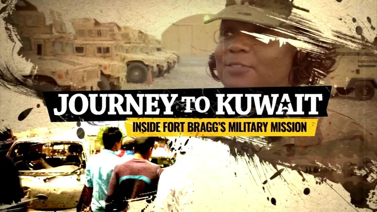Journey To Kuwait - Part 1