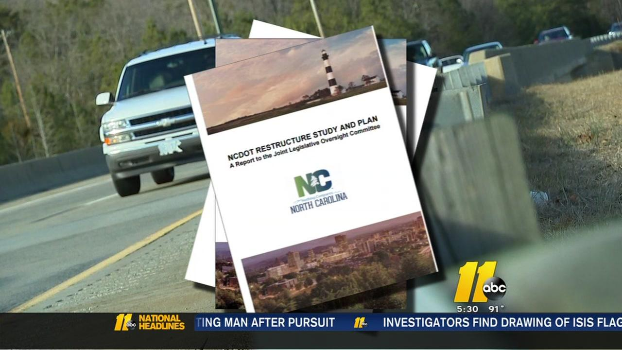 100s of NC DOT workers offered buyouts