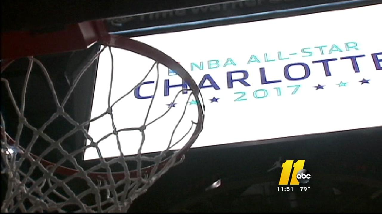 NBA pulls All Star game from Charlotte