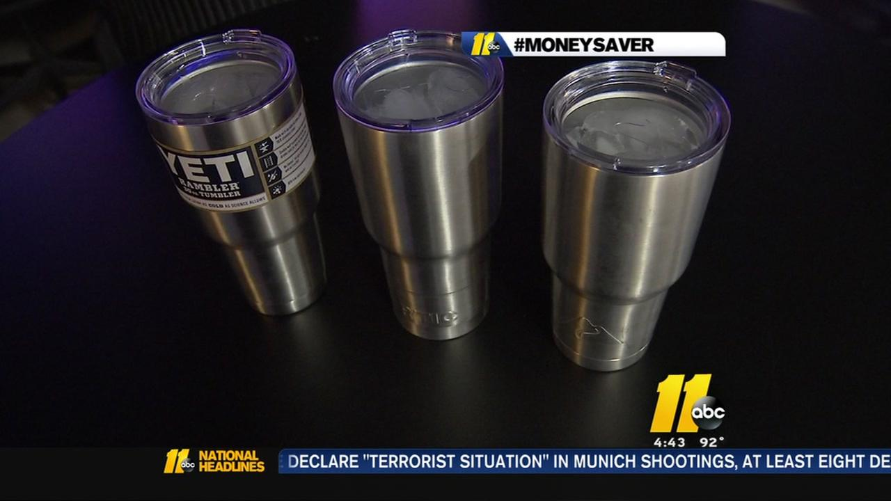 YETI tumbler put to the test against similar models
