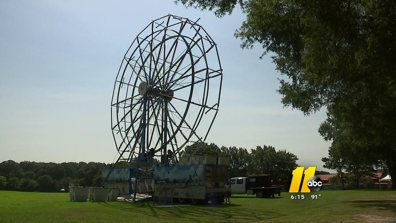Raleigh hosting festival at Dix Park