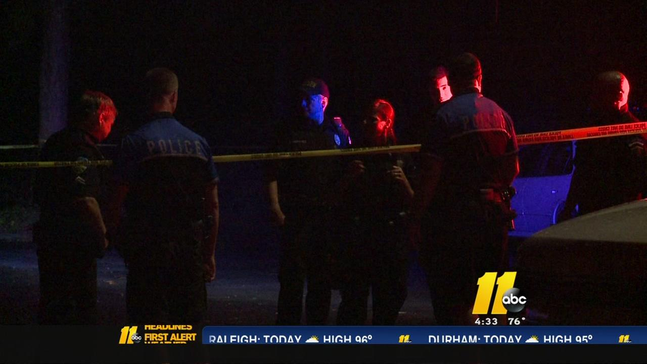 Two people shot in Chapel Hill