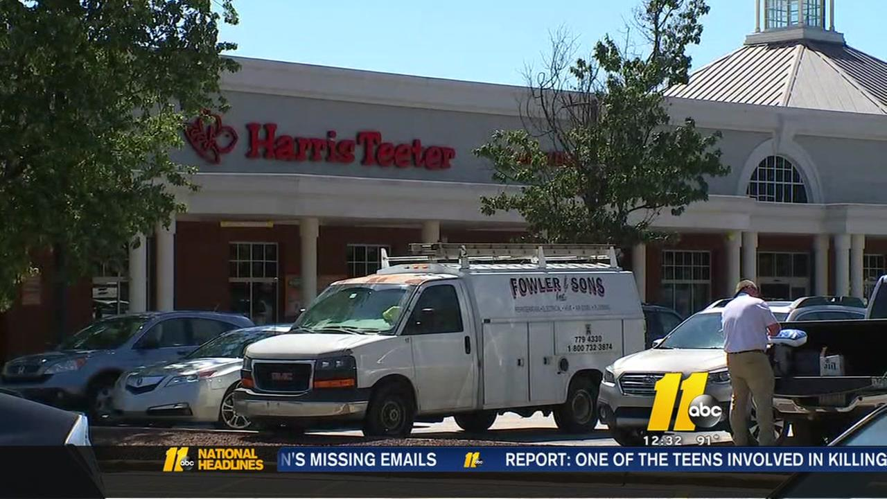 Scorpion stings Harris Teeter employee