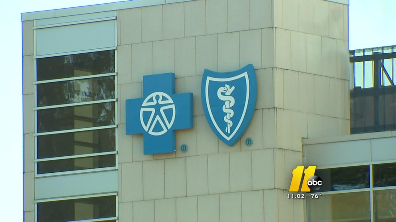 Whats the delay in Blue Cross Blue Shield probe?