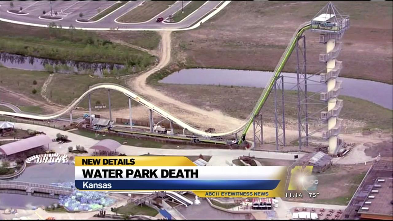 New details in water park death