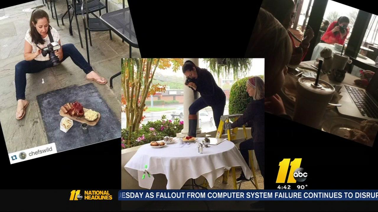 Raleigh photographer gives tips on taking the perfect pic