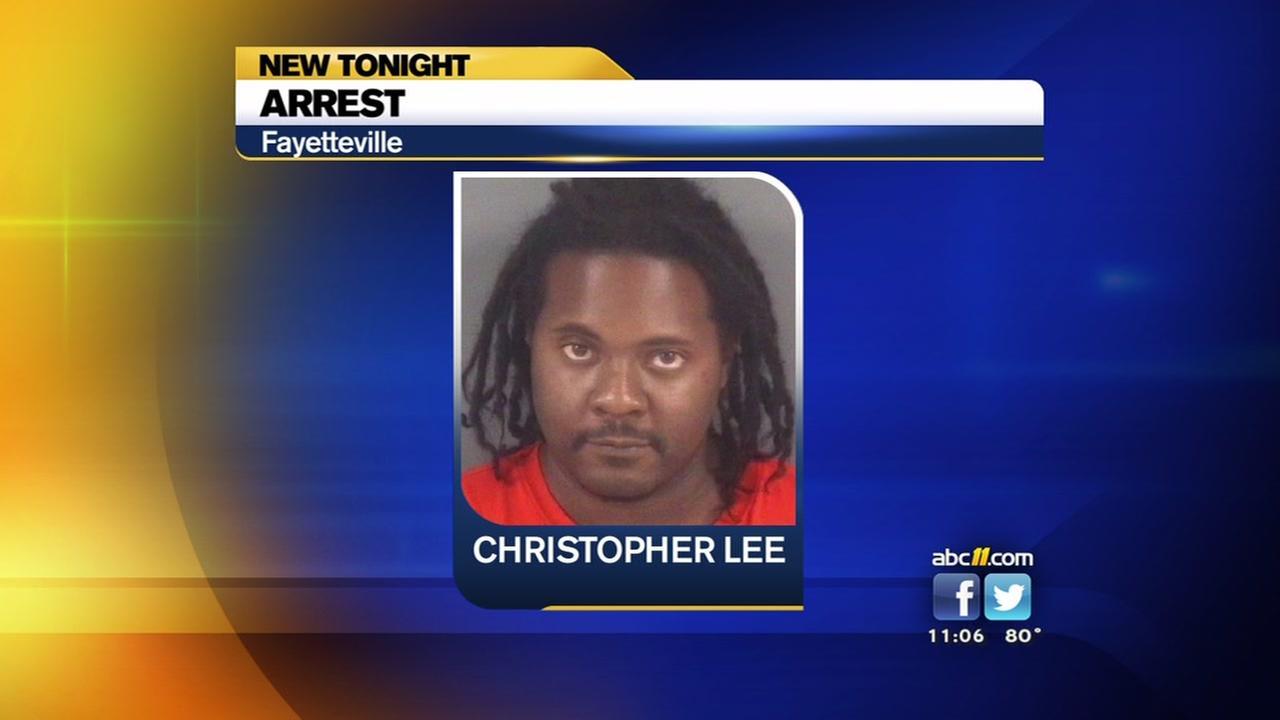 Arrest in murder of Fayetteville woman