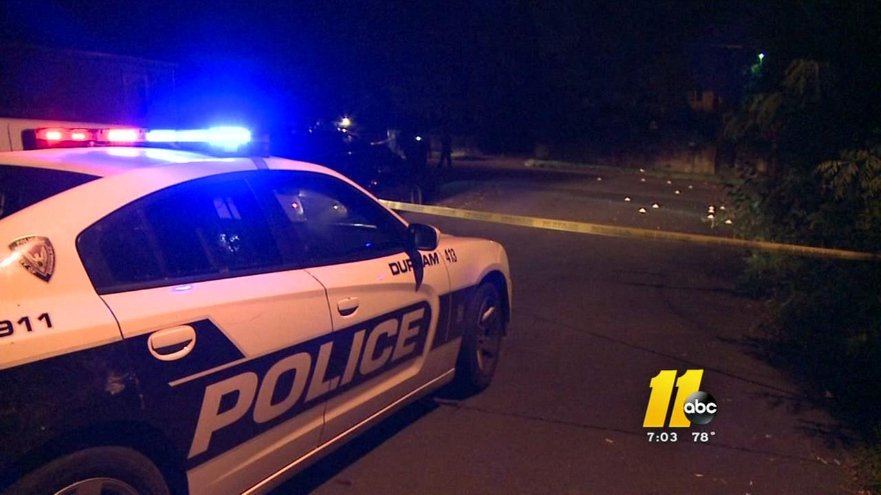 Man shot near NCCU