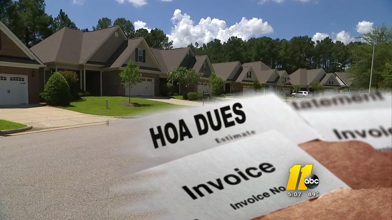 HOA money is missing