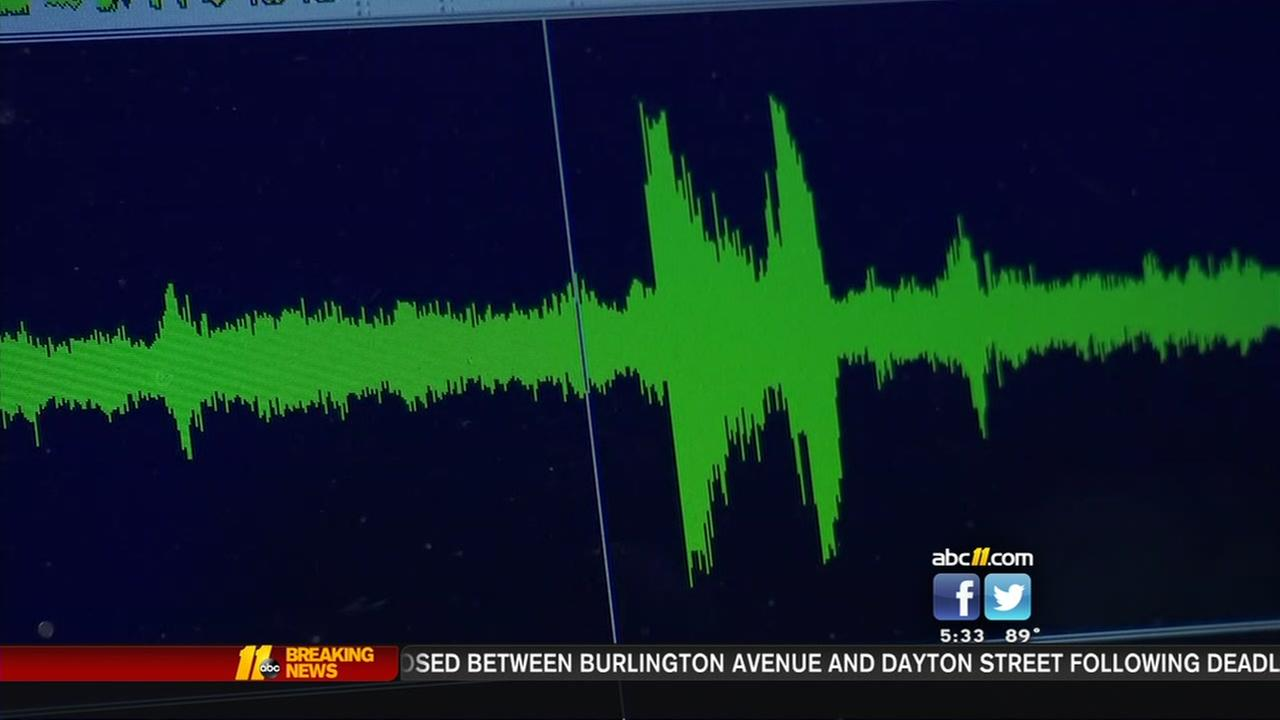 Audio expert analyzes loud boom from Crabtree mall chaos