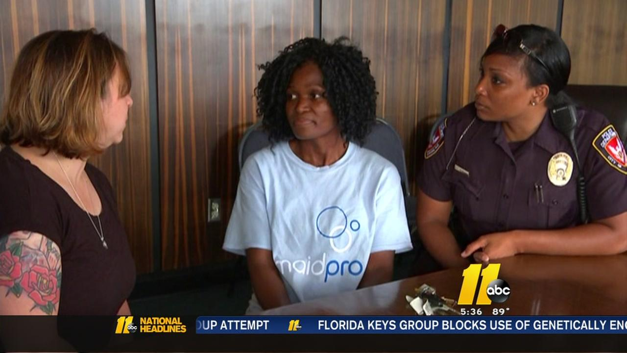 Durham PD helps a fmaily in need