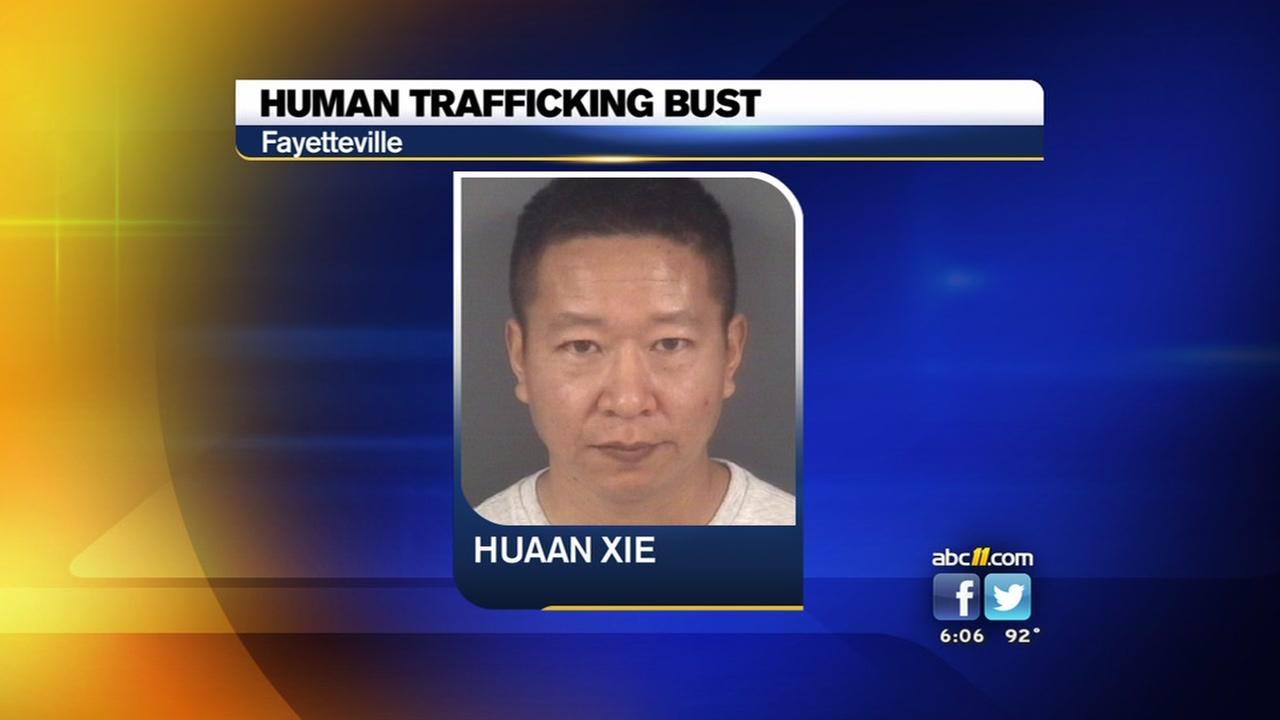 Human trafficking bust in Cumberland County