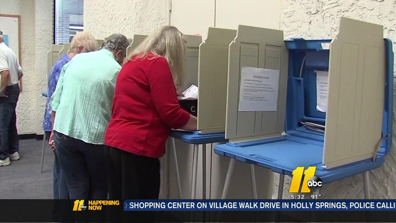 Battle continues over early voting