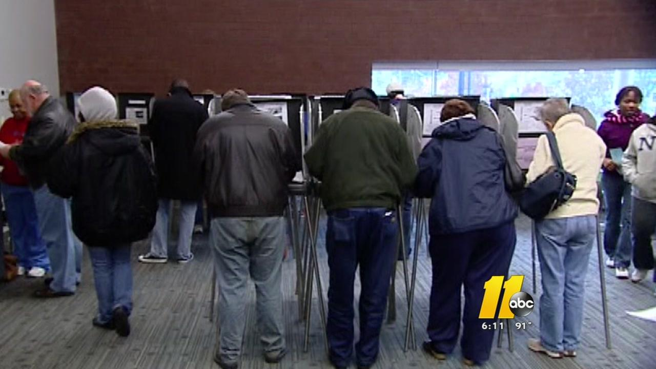 Deadline for early voting plans
