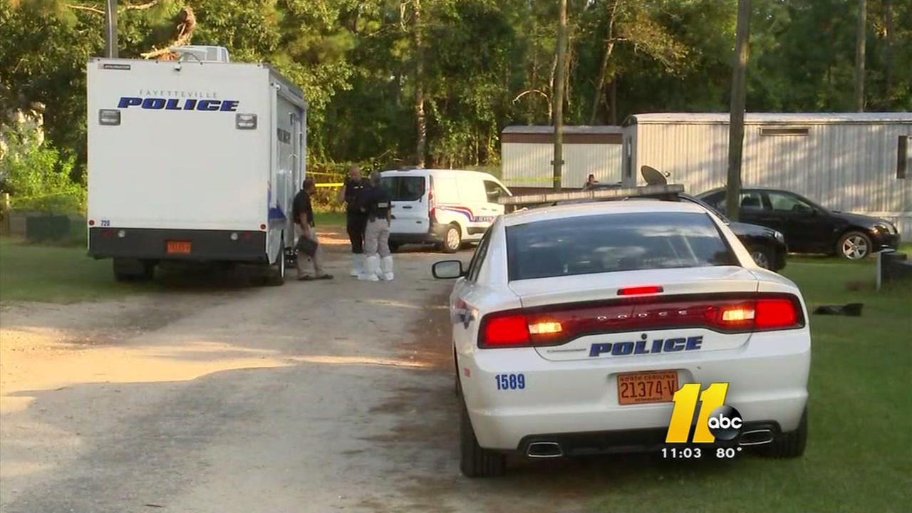 Two found dead inside Fayetteville home